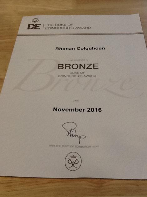 bronze-award-certificate