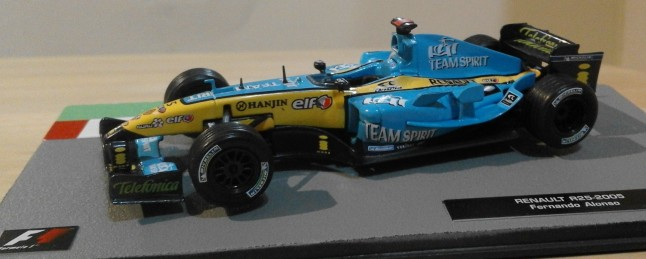 Car Collection - Alonso #2