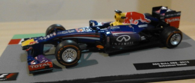 Car Collection - Vettel