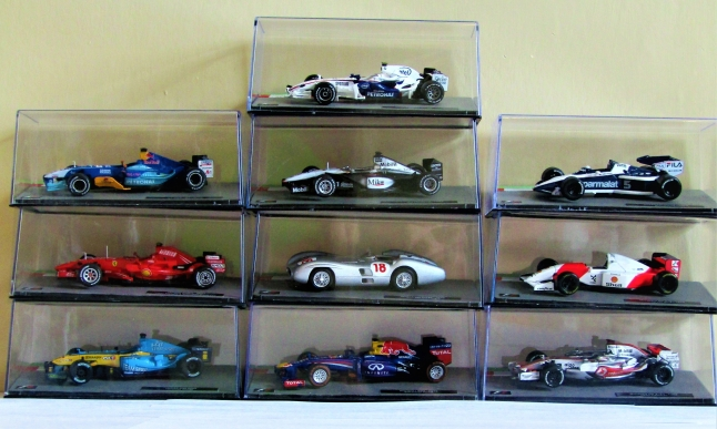 F1 Car Collection