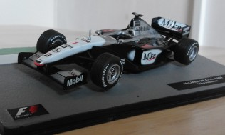 Mika Hakkinen's McLaren MP4/14 - 1999