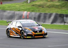 The BTCC at Knockhill 2017