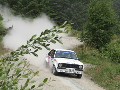 Argyll Rally 2018