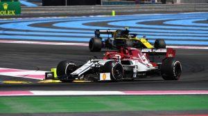 Raikkonen F1